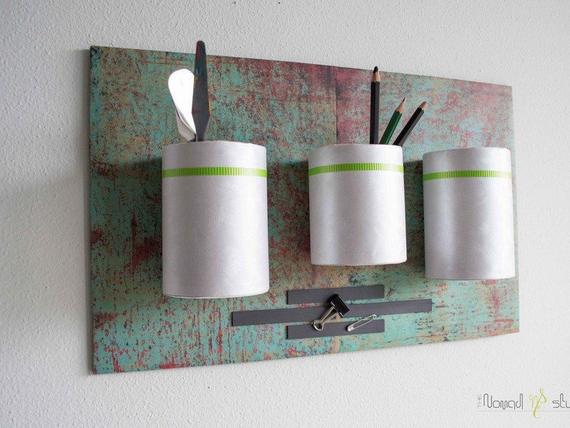 Stationary holder | Recycled materials