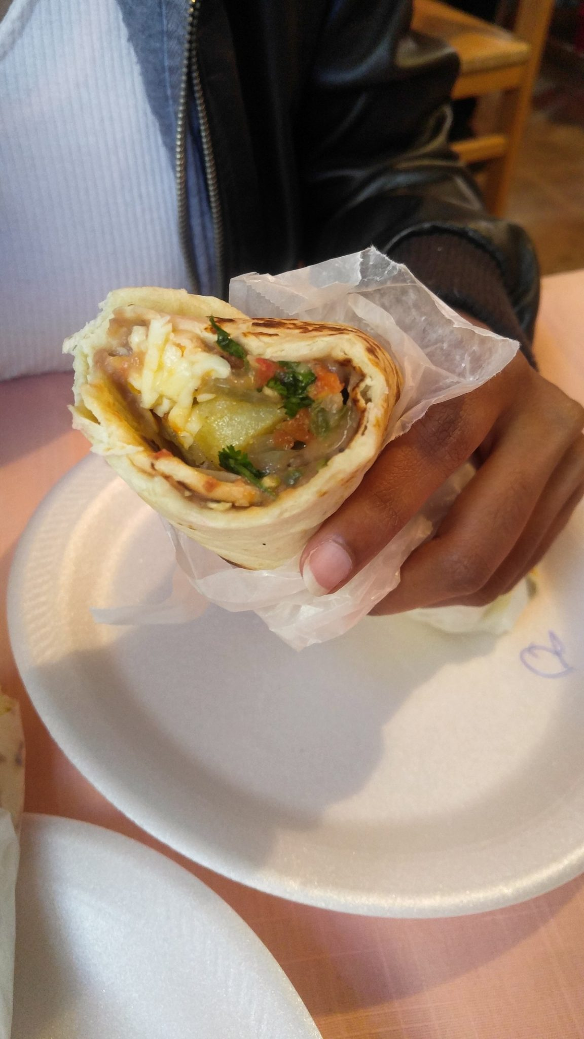 Marfa Burritos, Marfa, TX