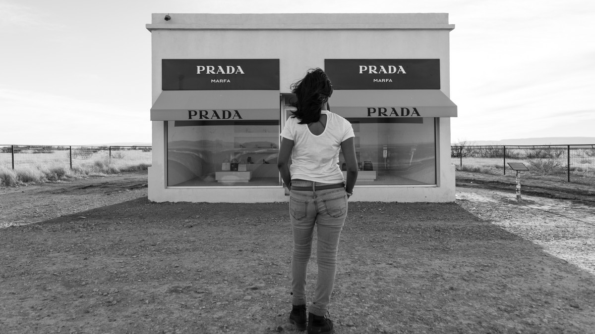 A day in MARFA, Texas
