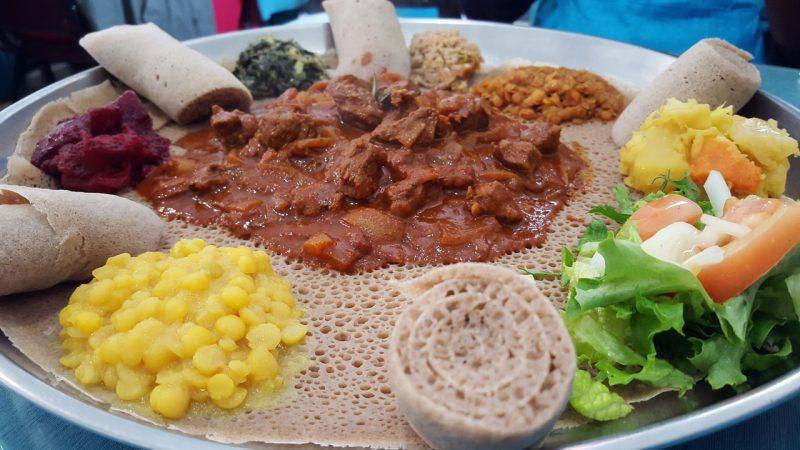 Addis restaurant-Ethiopian cuisine