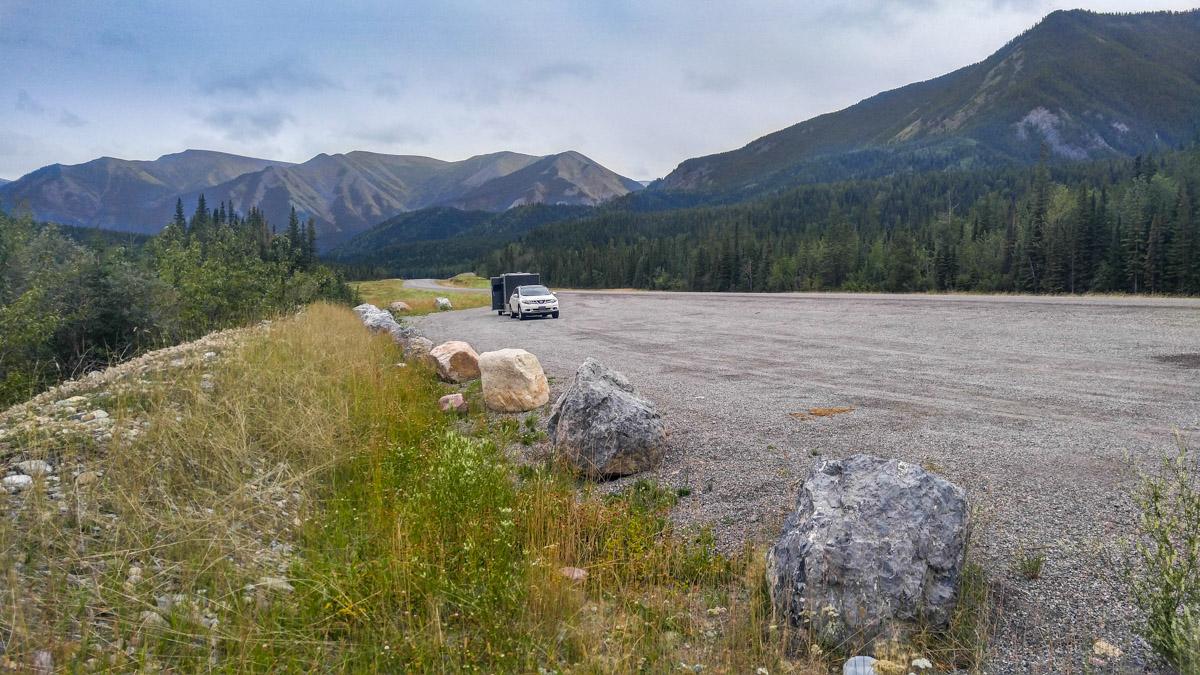 Free Camping Spots Along Alaska Highway