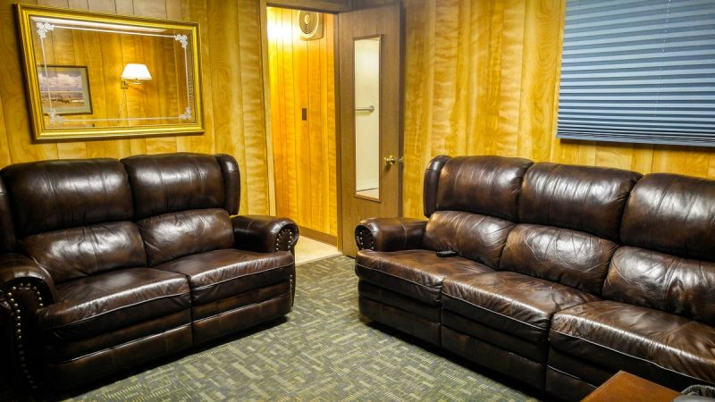 Double Room with private bath at Prudhoe Bay Hotel