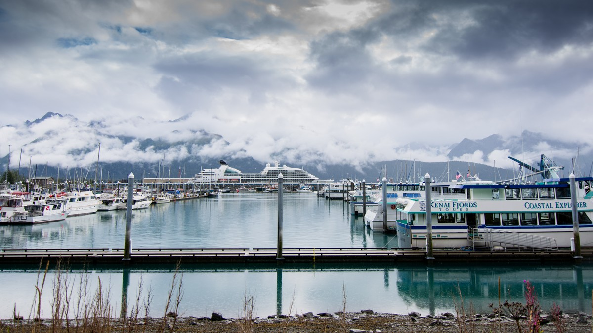 Where Mountains, Ice, and Ocean Meet | Kenai Peninsula