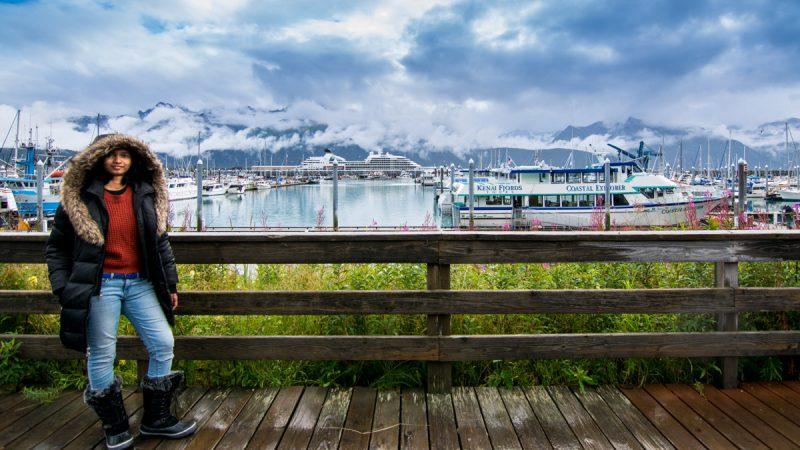 Seward town | Alaska