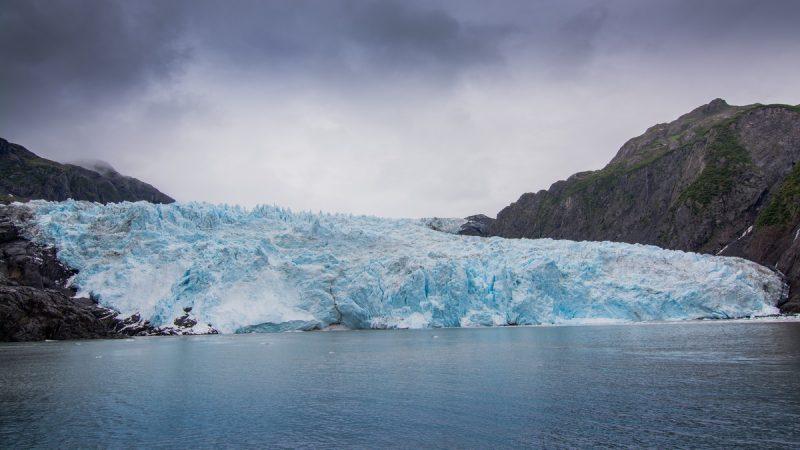 Aialik Glacier - Kenai Fjords Tour