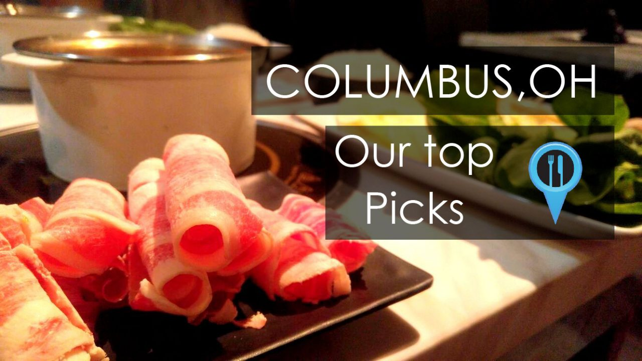Top 6 reasonably priced best restaurants in Columbus with insanely tasty food