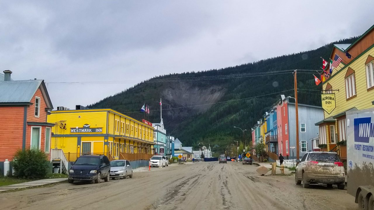 Dawson City | Historic Yukon town | Canada