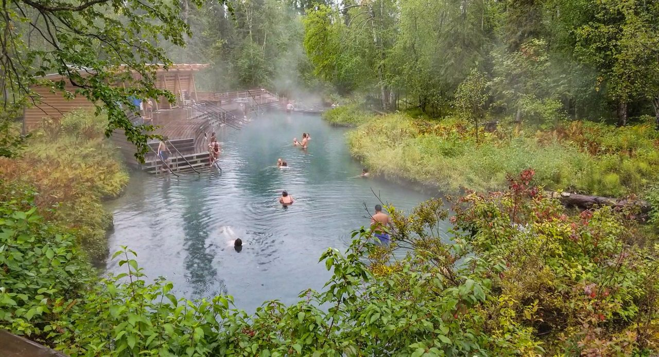 Liard River Hot Springs Provincial Park | Canada