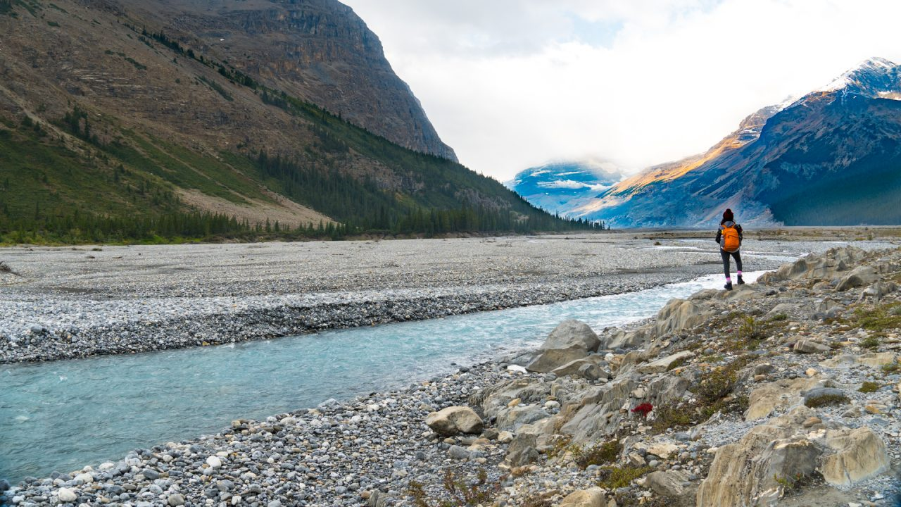 Saskatchewan Glacier hike | Columbia Icefield | Canada