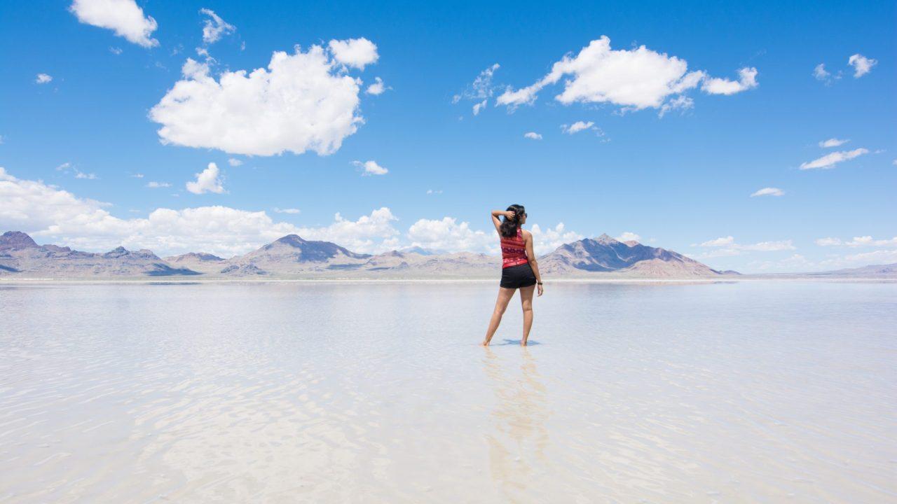 Bonneville Salt Flats | Utah