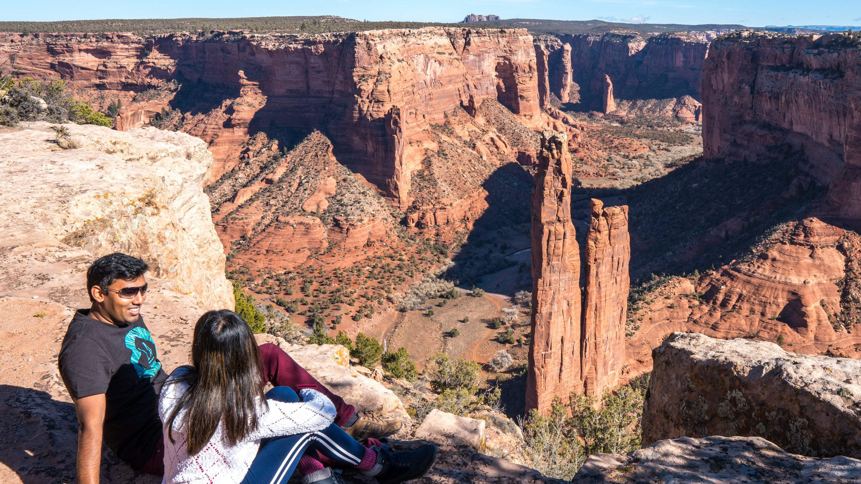 Exploring Arizona's Canyon De Chelly