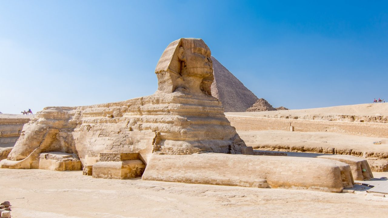 Top places See Egypt