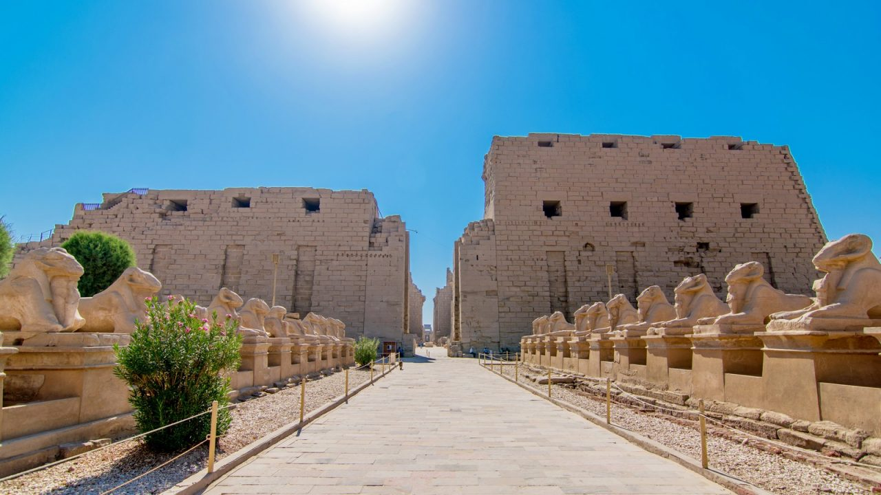 Karnak - Top places See Egypt