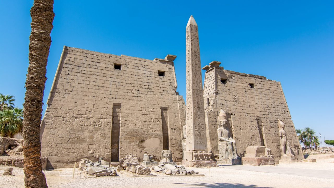 Luxor temple - Top places See Egypt