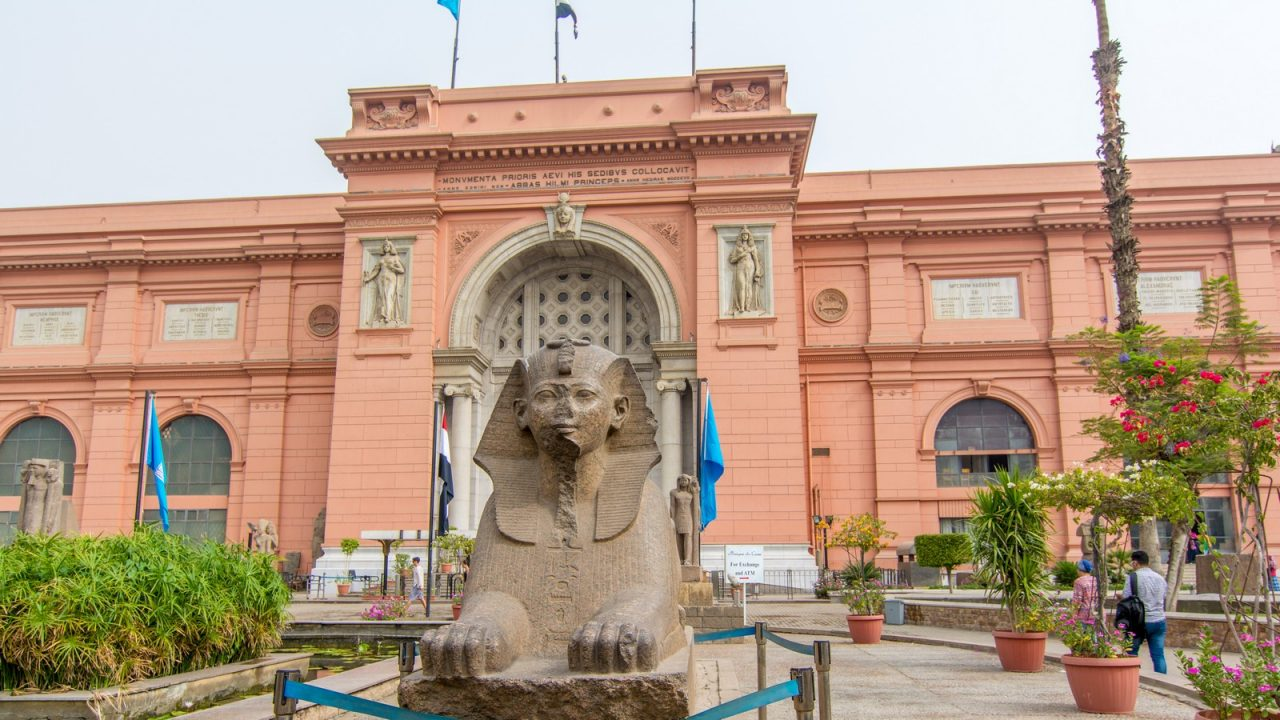 Museum - Top places to See in Egypt