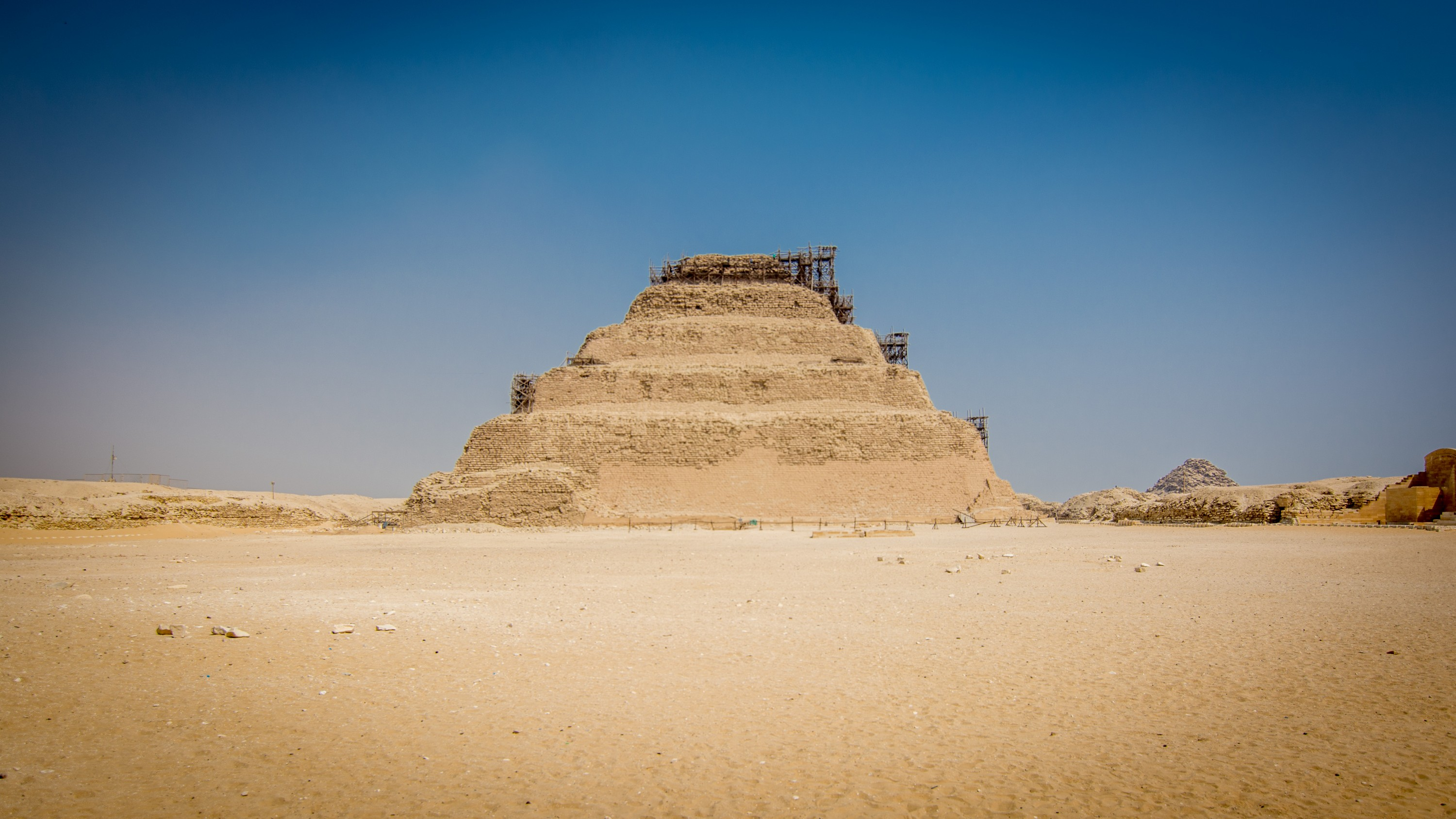 Travel Egypt – Step Pyramid Of Djoser