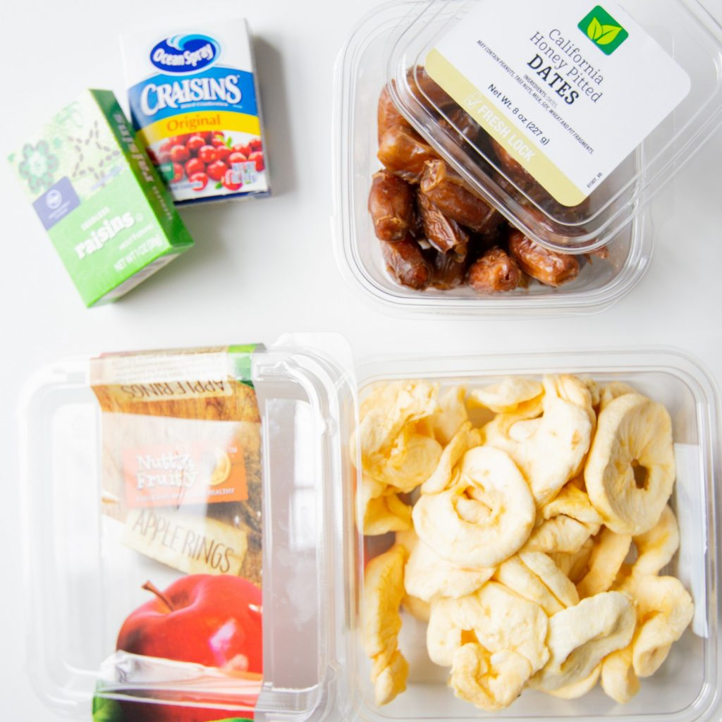 Travel snacks - Date dry fruits