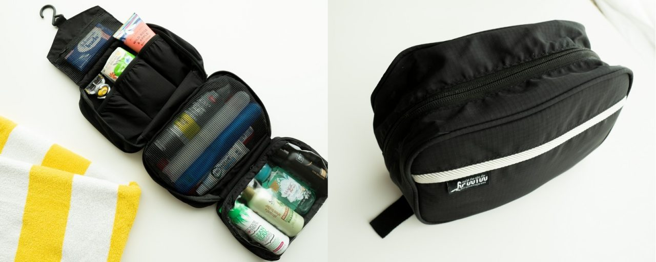 Car Camping Essential - Toiletry kit