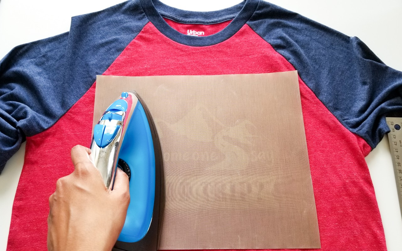 How to print your own T-shirts using HTV