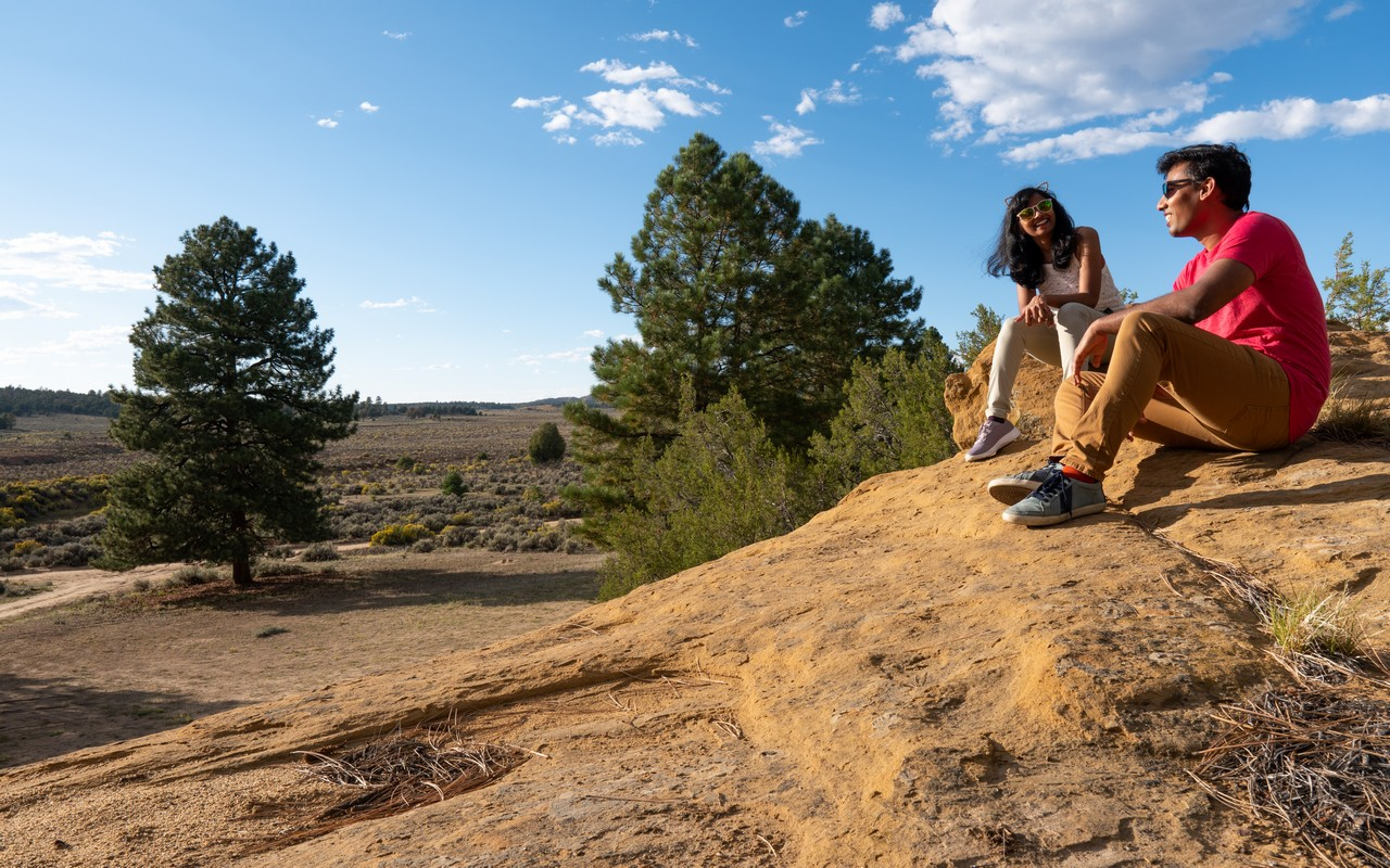 Free & Secluded Camping spot near Chaco canyon, New Mexico