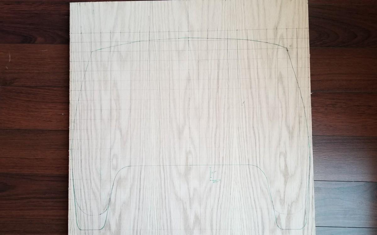 DIY Ergonomic Folding Lap Desk