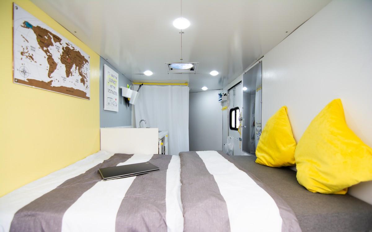 Cargo trailer into a Cozy Camper - Design, build & Parts list