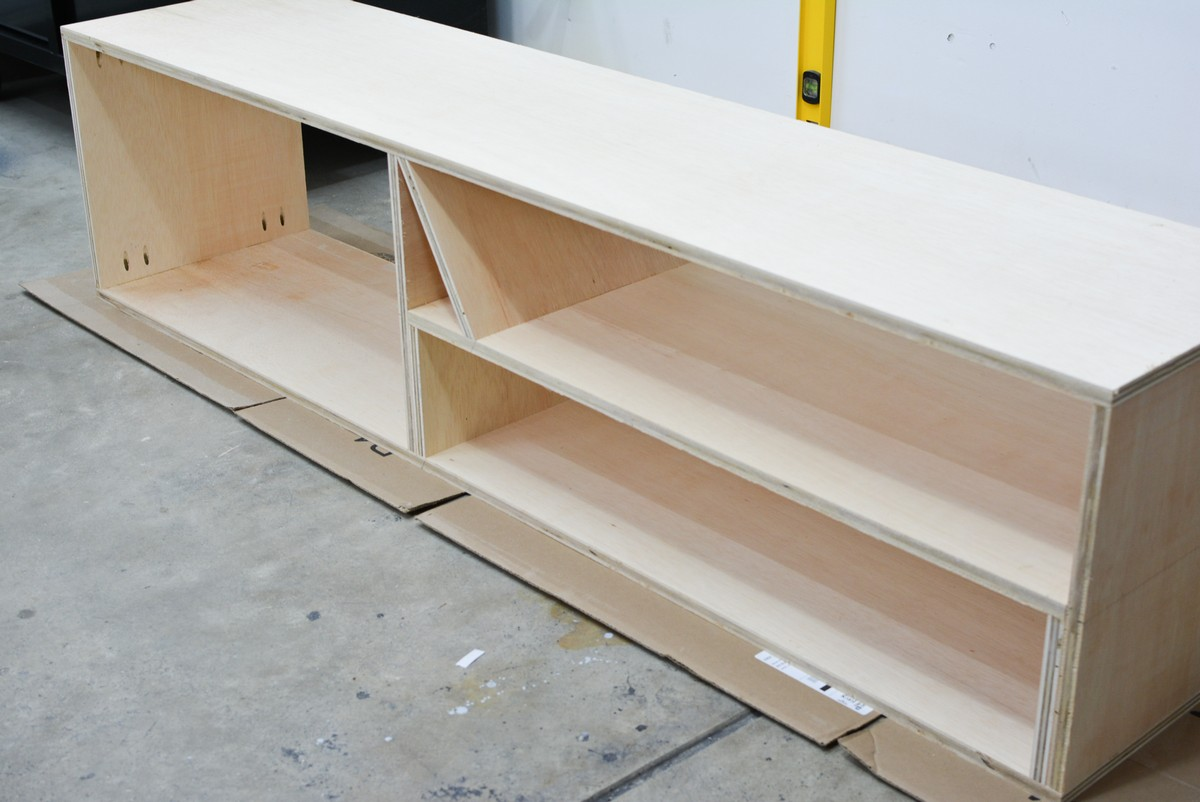 Modern TV Stand or Media Console