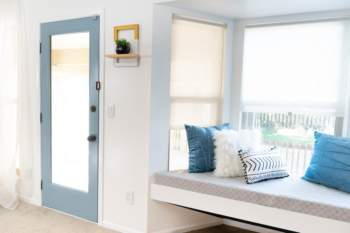 How to Paint and re-finish an existing Door